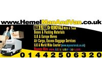Hemel Man and van or Removals With a Team Service