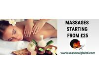 FULL BODY MASSAGE IN QUINTON | £25 30Mins | £45 60Mins | £65 90Mins | £85 2Hour | CALL 07399156171