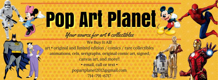 Pop Art Planet