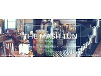 KITCHEN ASSISTANT - THE MASH TUN