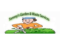 Gardening and waste service available