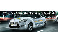 Driving Instructor Recruitment Officer