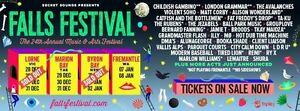 1 X 2-day Byron Falls Festival ticket (31st & 1st) Strathfield Strathfield Area Preview