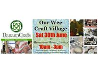 Summer Craft Village