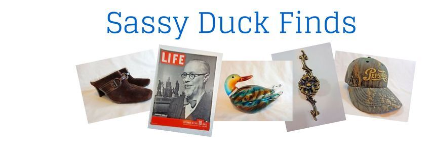 Sassy Duck Finds