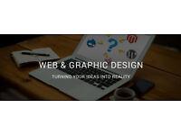 Freelance Graphic & Web Designer