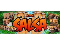 Salsa Dance Classes!