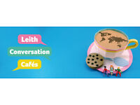 Looking for Leith Conversation Cafés hosts