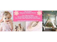 Baby and Children's Market - Flixton Girls high school