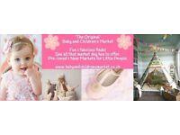 Baby and Children's Market - Flixton Girls high school