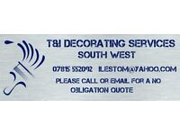 T&I Decorating Services South West