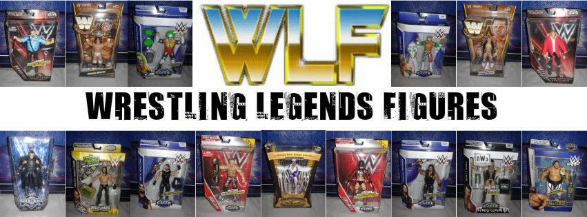 Wrestling Legends Figures