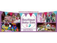 Boutique Baby Sale - Warrington