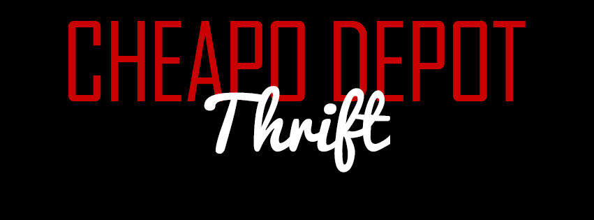 Cheapo Depot Thrift