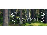 Sports Massage Service Gravesend