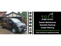 *Carpet & domestic Cleaning* By - SGCS Covering Nottingham & Derbyshire