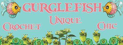 gurglefish-creations crochet scarfs
