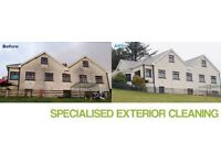 Don't want power washing? Concerned about damage ?See how we clean without power washing