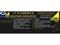 Plumbing and Gas engineer, competitive prices - no job too small!