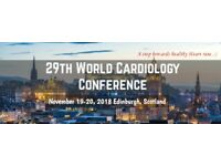 29th World Cardiology Conference