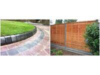 Landscaper in Edinburgh - Free Quotes - Paving - Slabbing - Fencing - Brickwork