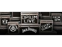 New Open mic @ Opium Bar & Nightclub