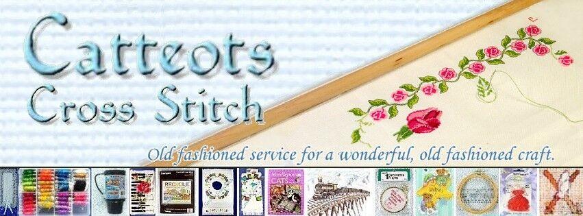 Catteots Cross Stitch