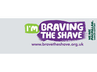 BRAVE THE SHAVE... I AM!
