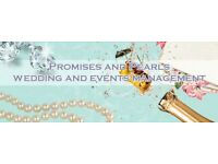 Promises and Pearls Wedding and Events Management