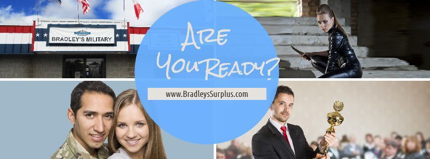 Bradley's Surplus