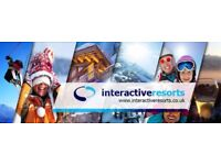 Sales Account Manager Required for Ski Travel Agent