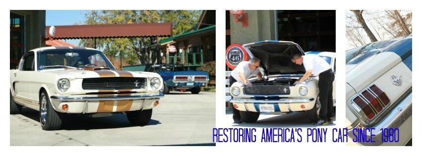 Orlando Mustang 1966