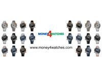 Money 4 Watches - Cash paid for swiss watches, Omega, Tag Heuer, Breitling, Tudor, Rolex