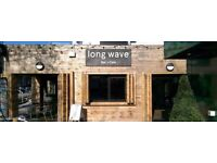 Part Time Bar/Cafe' Staff Wanted @ Long Wave Bar