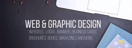Web & Graphic Design | Affordable Websites | Logo Design