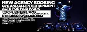 New Entertainment company Seeking DJ's, Bands and musical acts!! Melbourne CBD Melbourne City Preview