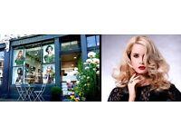 Senior Stylist position available at Hair Organics Notting Hill salon