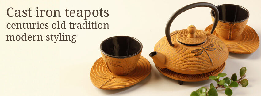 Contemporary Teapots