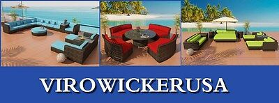 Viro Wicker USA Patio Furniture