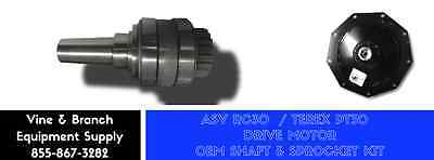 Drive Motor Shaft Sprocket Kit Asv Terex Rc30 Pt30