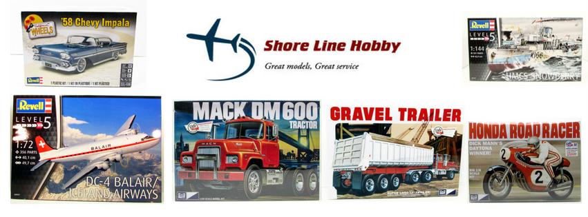 Shore Line Hobby Shop