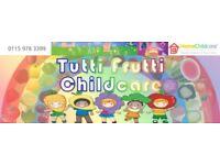 Tutti Frutti Childcare