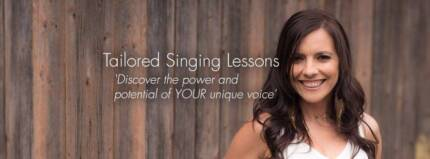 Singing Lessons in Pascoe Vale by professional singer/performer
