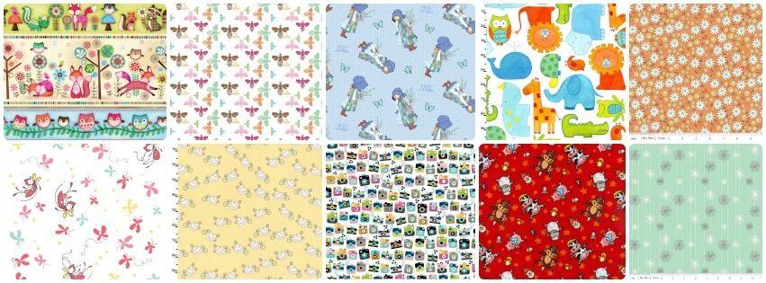Apple Blossom Fabrics