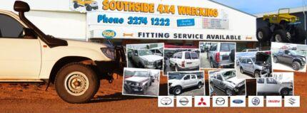Land Cruiser, Patrol, Hilux, Navara, BT50, Ranger, Archerfield Brisbane South West Preview