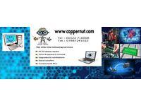 COMPUTER REPAIR, VIRUS REMOVAL, SOFTWARE ISSUES, LAPTOP REPAIR