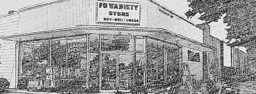 F5 Variety Store