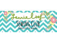 Jennie Loof Sewing Club