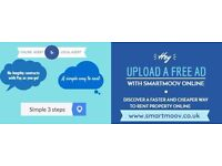 Advertise your property Free! No Hidden fees! Find a Good Tenant in 5 days average! No credit card