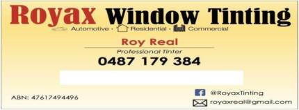 AUTOMOTIVE, RESIDENTIAL, COMMERICAL BUDGET WINDOW TINTING